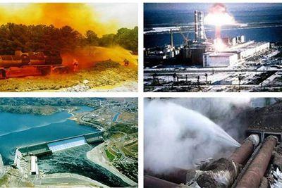 Гражданская оборона и защита от чрезвычайных ситуаций природного и техногенного характера