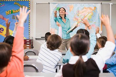 География: теория и методика преподавания в образовательной организации