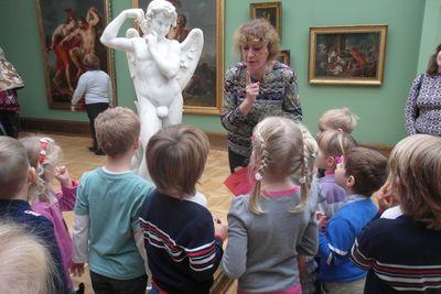 Основы музейной педагогики в работе учителя как одно из условий реализации Федерального государственного образовательного стандарта (ФГОС)