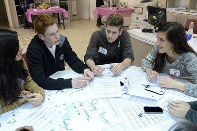 Современный переговорный процесс в практике образовательной организации