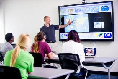 Использование компьютерных технологий в процессе обучения в условиях реализации ФГОС